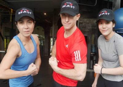 professional personal trainers